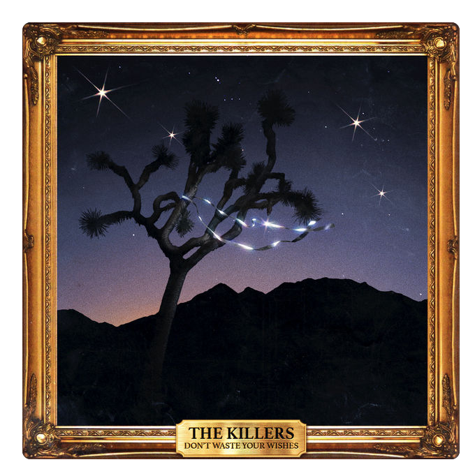 the killers don't waste your wishes album  $10.99