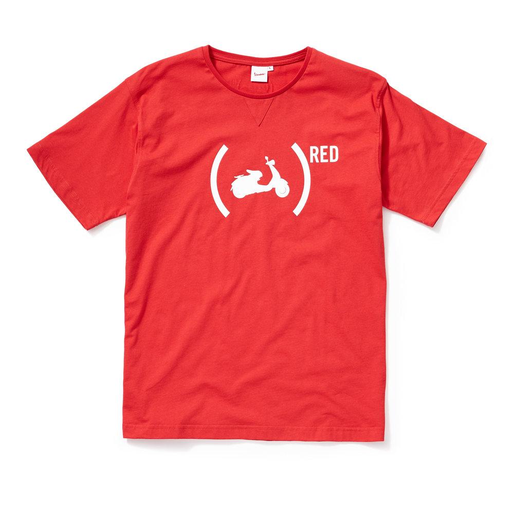 vespa t-shirt  $30.00