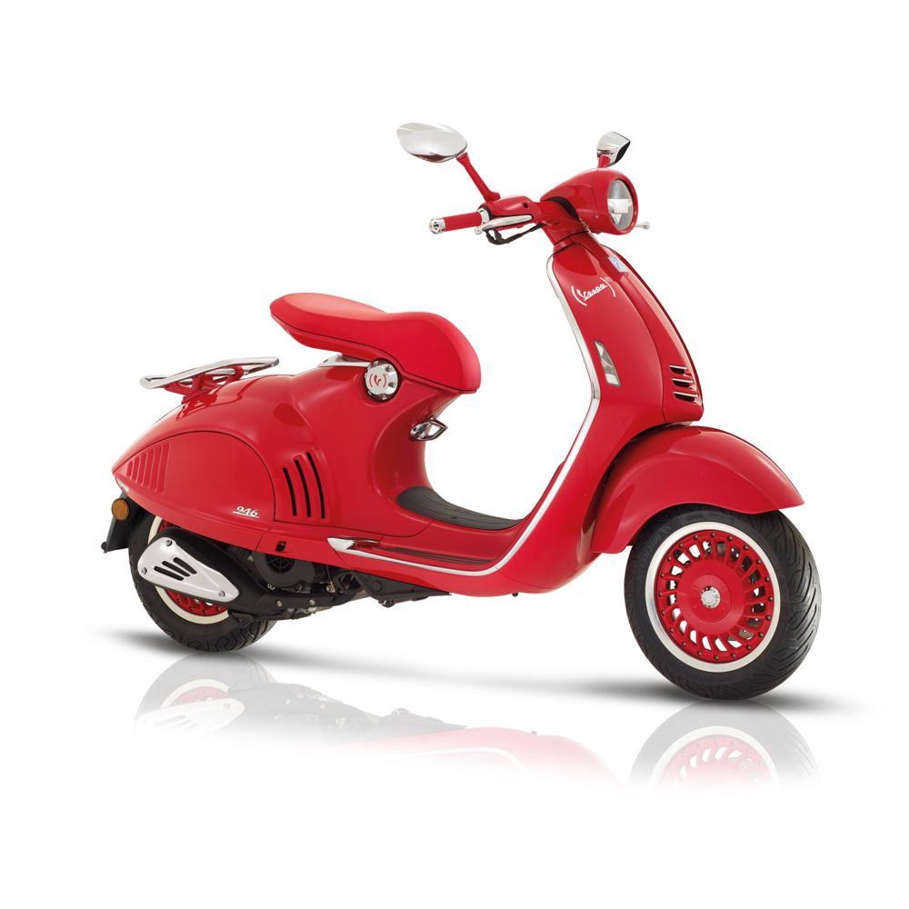 (Vespa 946)RED  $10,499.00