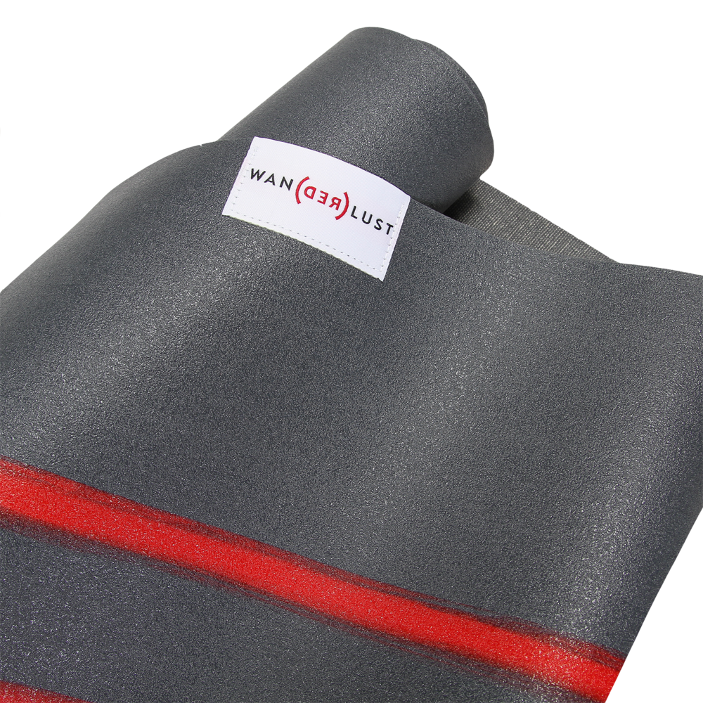 wan(RED)lust x manduka eko travel mat  $48.00
