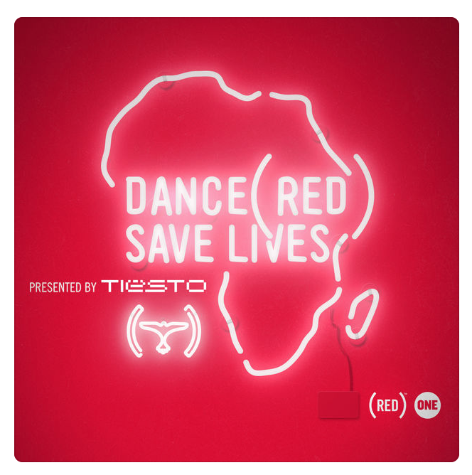 tiesto Dance (RED) Save Lifes Album  $7.99