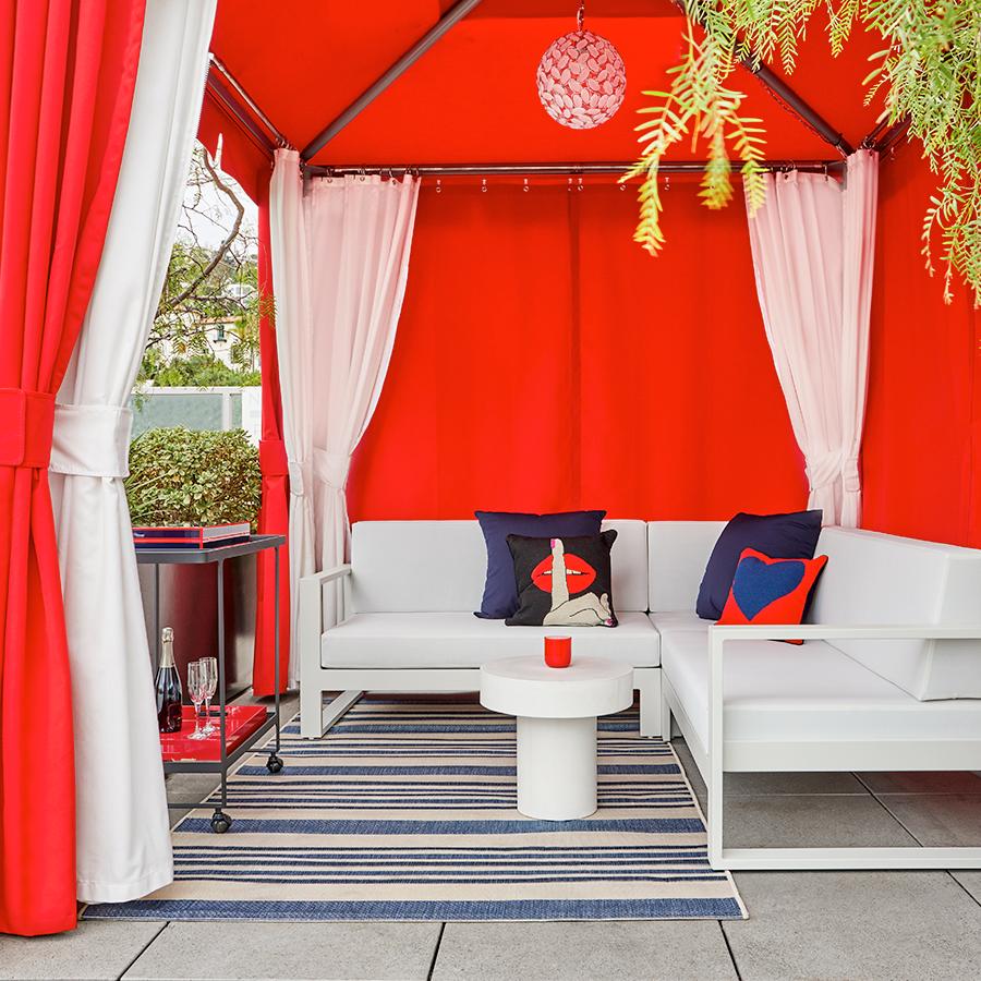 andaz (red) cabana  $439.00