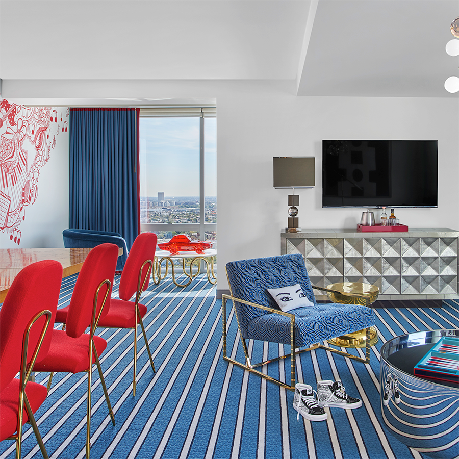 andaz (ReD) suite  $519.00/NIGHT