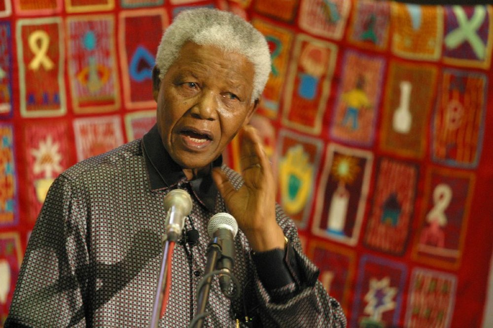 2005: HIV CONTINuES TO IMPACT AFRICA - The death of Makgatho Mandela, son of South African president Nelson Mandela, drew attention to the issue of skyrocketing rates of HIV/AIDS in Africa. It was the first time an African leader spoke publicly about losing a family member to AIDS, despite there being 28 million Africans living with HIV.