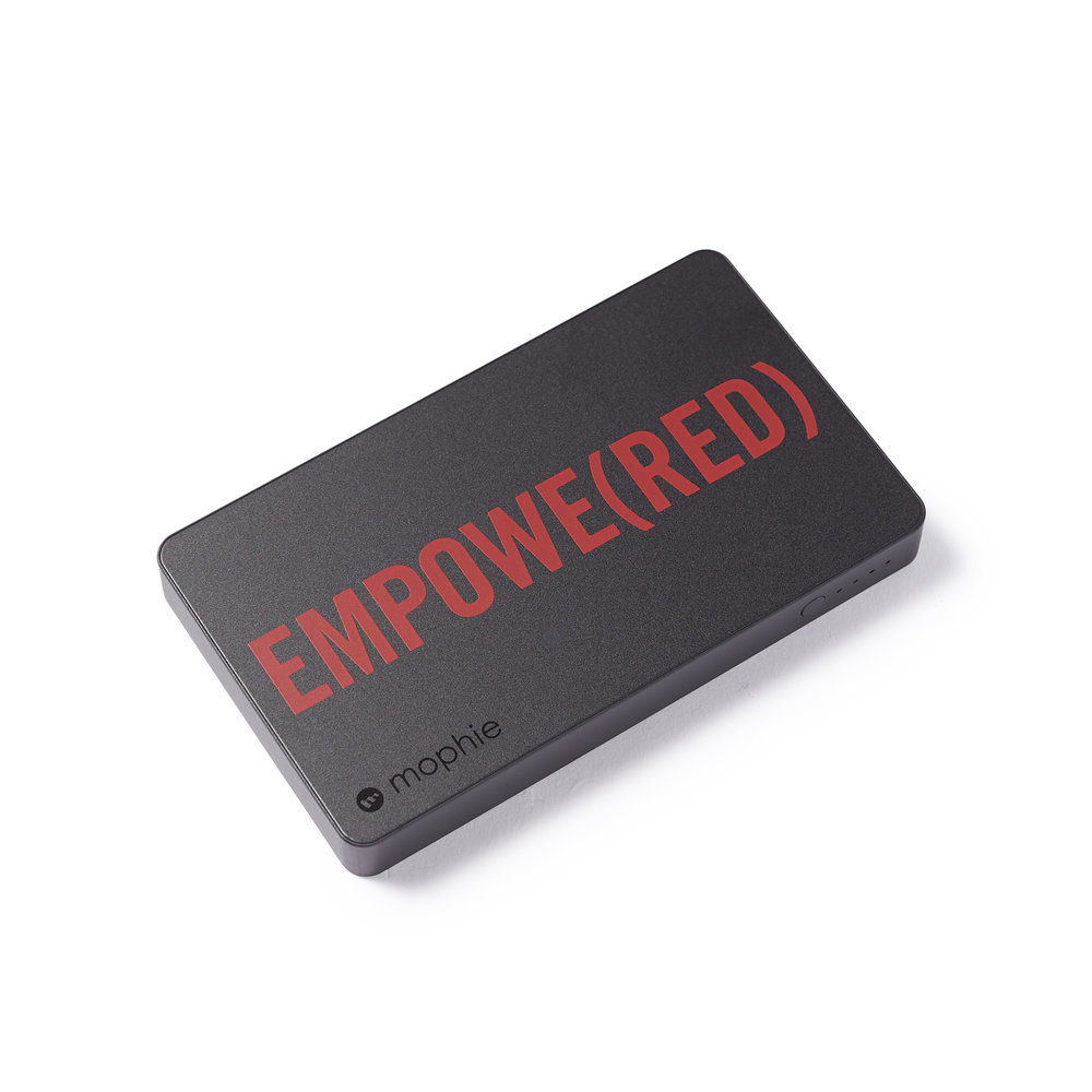 MOPHIE EMPOWE(RED) powerSTATION  $49.95