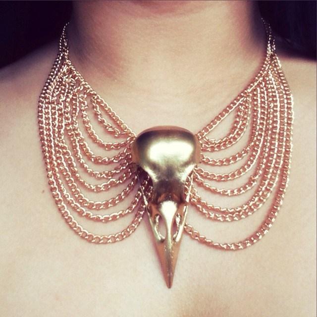 gold crow bib necklace.jpg