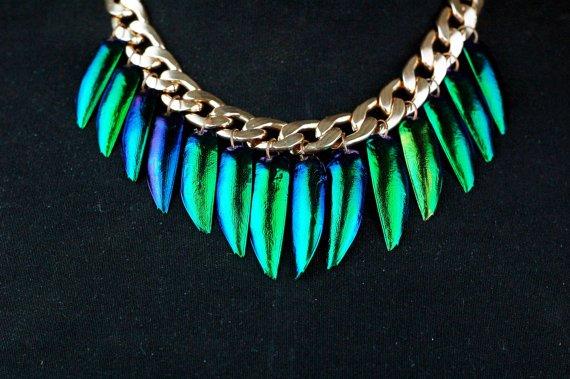 Jewel Beetle Wing NEcklace.jpg