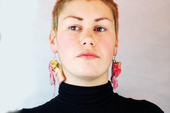 Neon Bone Decoupage Earrings.jpg