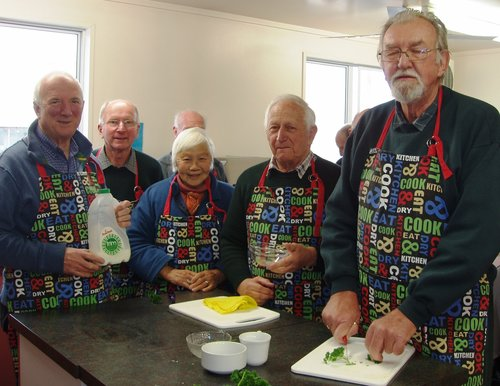 Senior Chef Cooking Classes For Older Adults Age Concern Otago