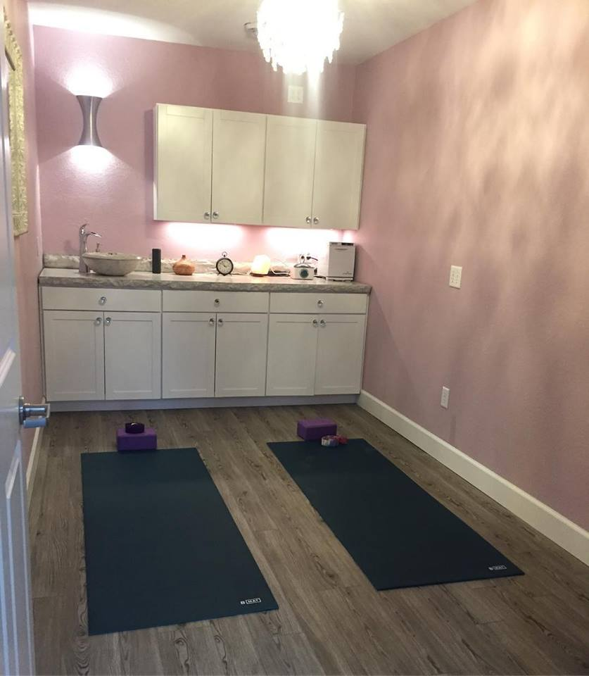 $60 - Two person private yoga for $60!Bring a friend and enjoy a customized hour yoga session in our spa!Great gift for Mother's Day!