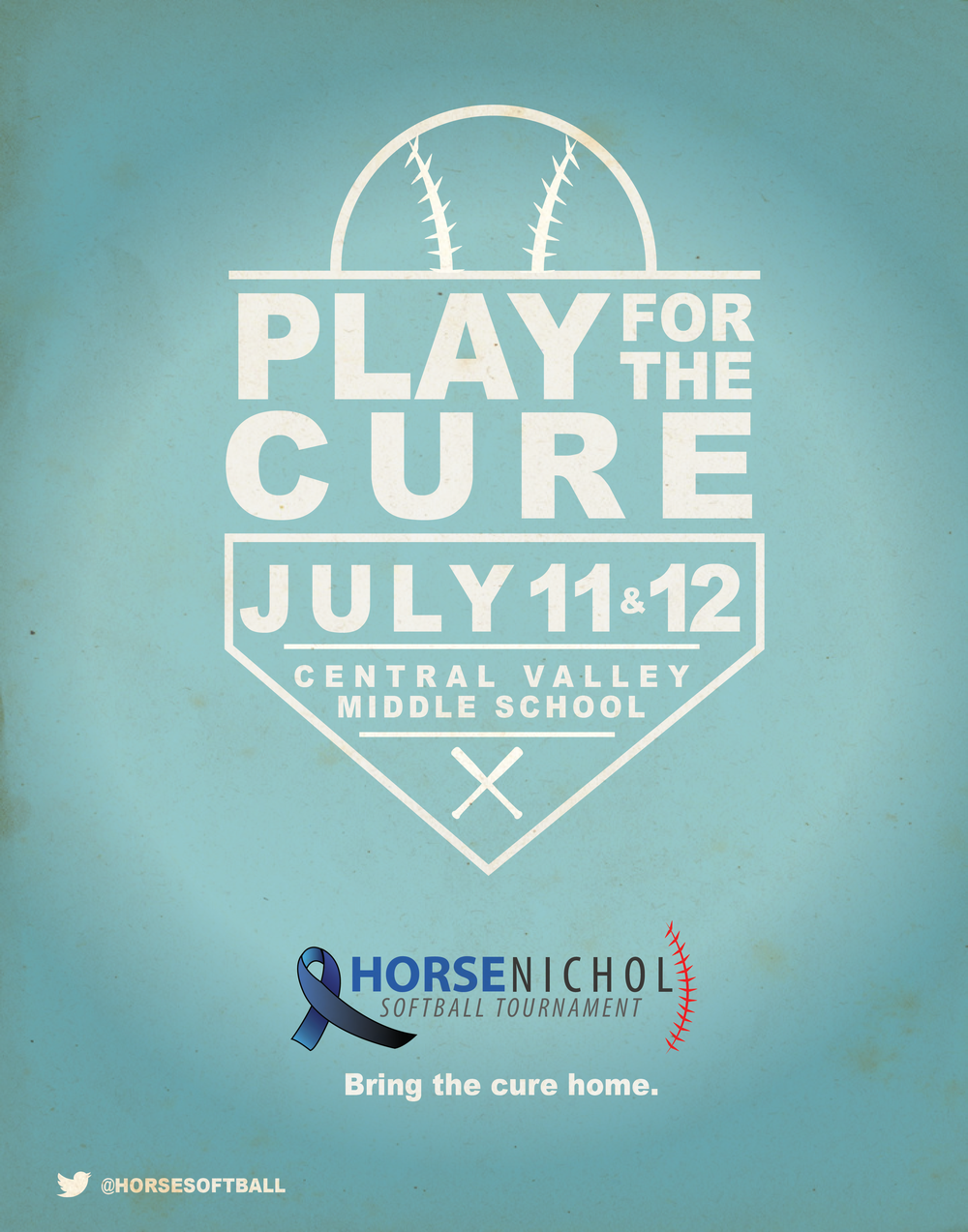 """PLAY FOR THE CURE"""
