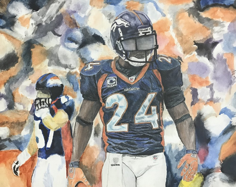 """CHAMP BAILEY"""