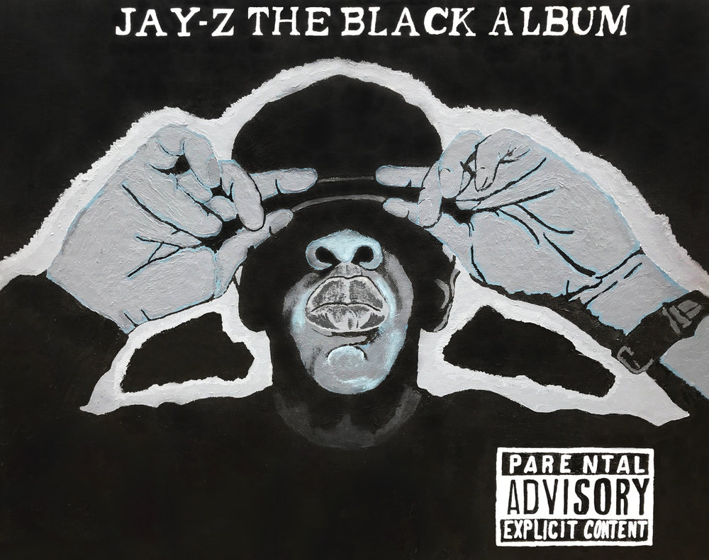 """THE BLACK ALBUM"""