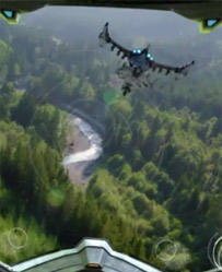 Global 100 Aerials, PPI Films, China