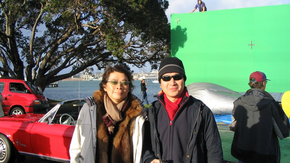 Metersbonwe - 香港 Rage Films
