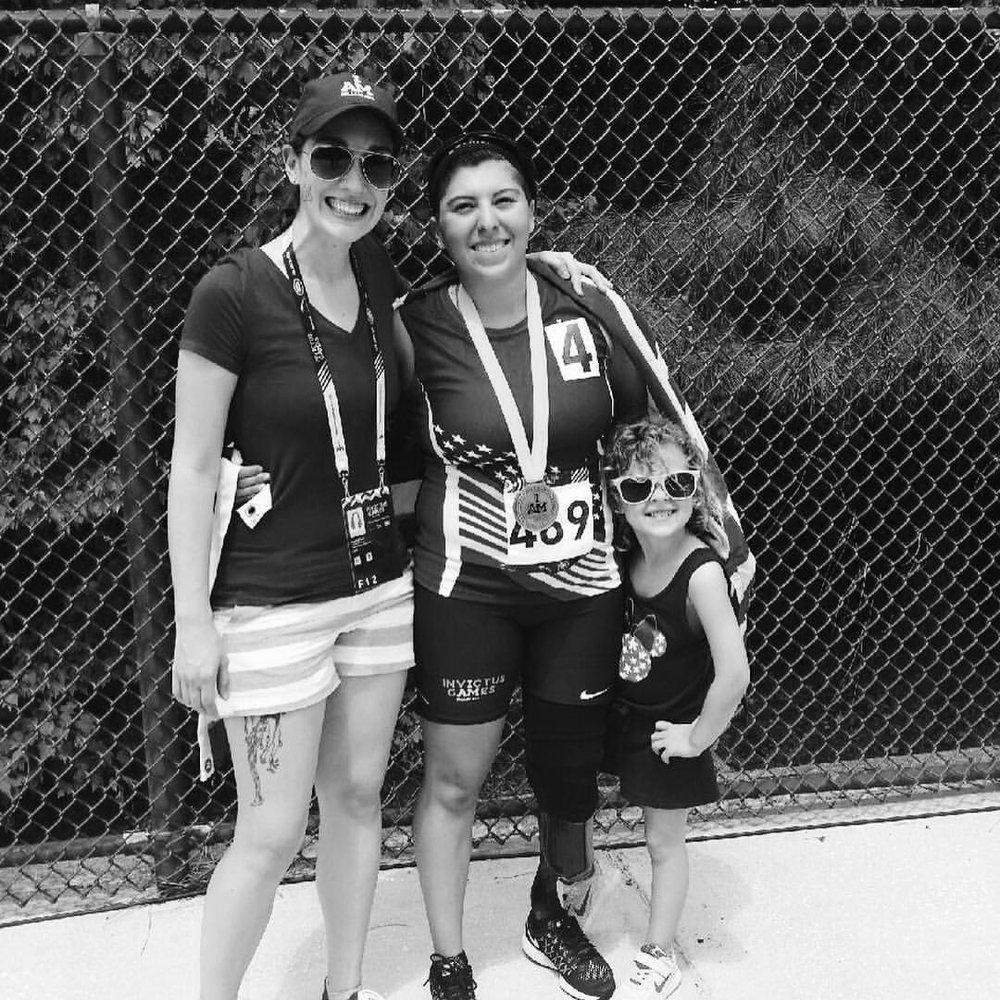 Lauren Montoya - Paralympic Sports