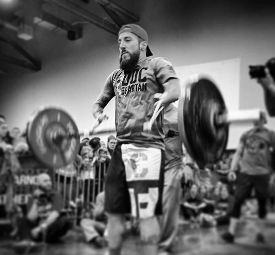 Joe Fonseca - Crossfit