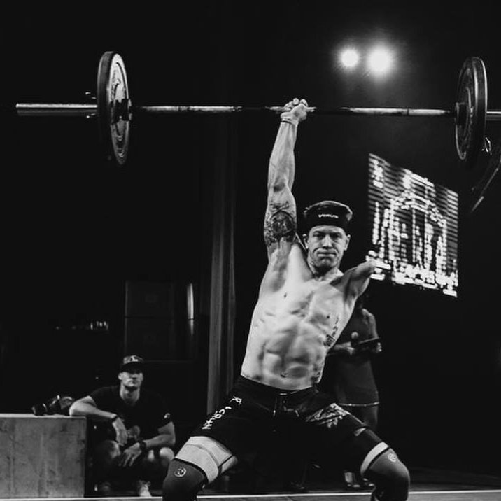 Logan Aldridge - Crossfit