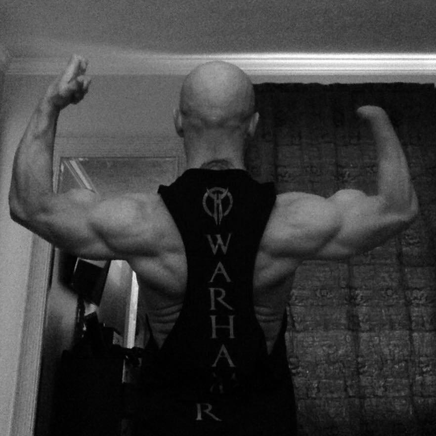 Rocky Piwko - Bodybuilding
