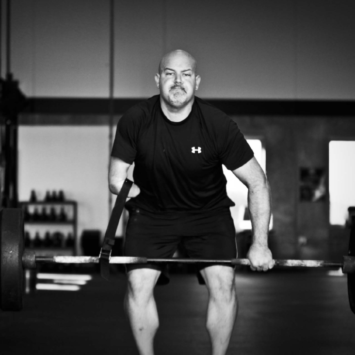 Josh Cinnamo - Paralympics | Strongman