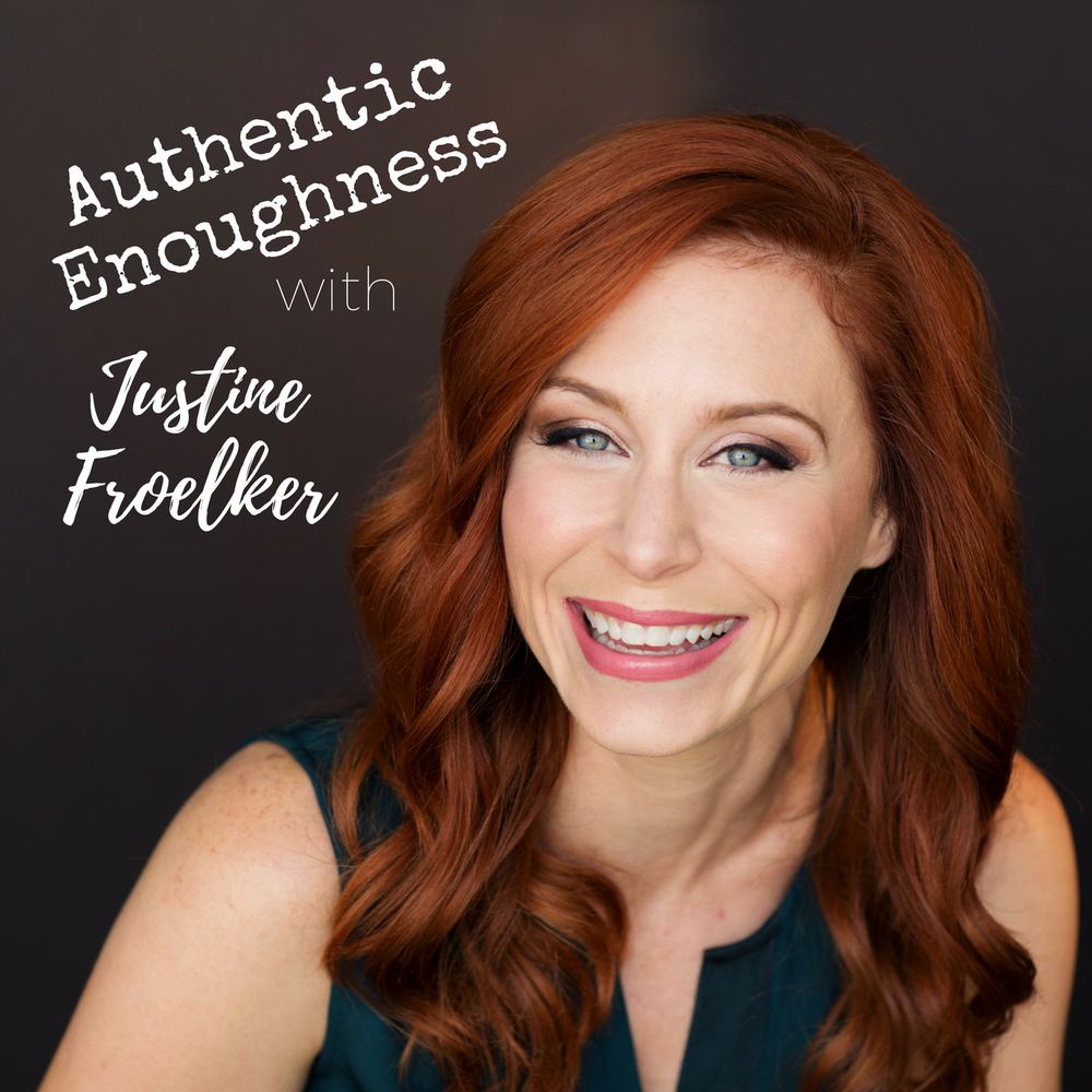 Don't forget justine's own podcast! With her raw humor, passionate teaching, and real alotness, Justine will challenge your old thinking, make you laugh, and show you ways to change your life.    Self-Care, Grief, faith, and much more!