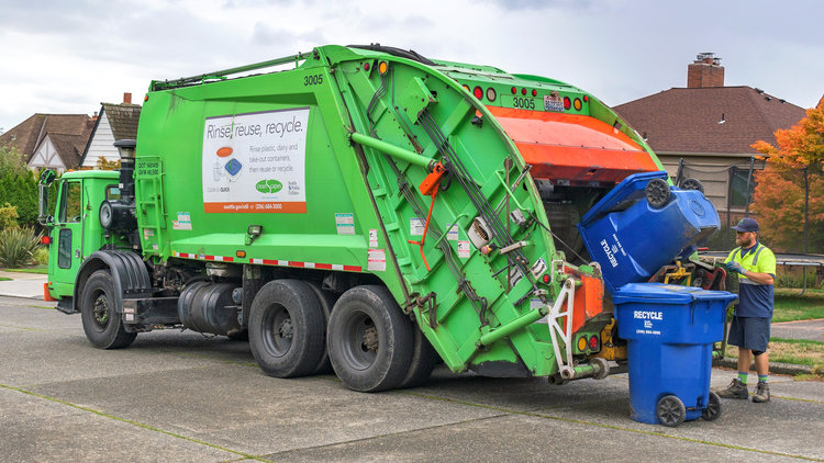 Garbage Trucks: Waste Management | Brem-Air Disposal