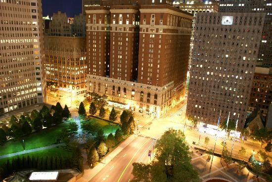 The Omni William Penn in Downtown Pittsburgh
