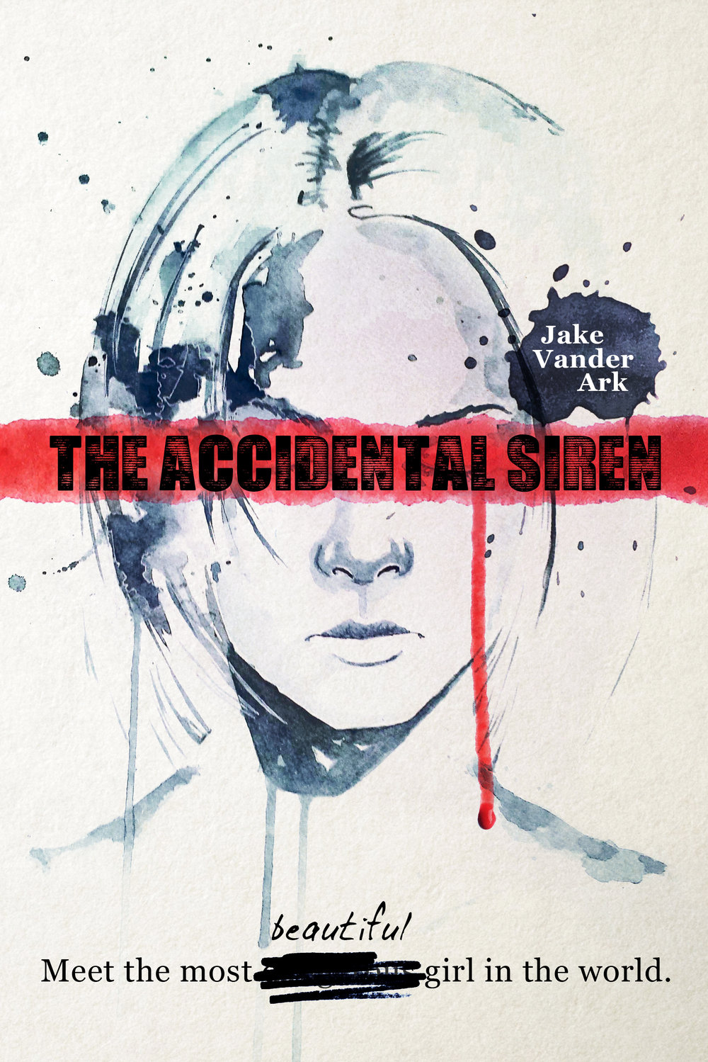 The Accidental Siren (Third Edition Ebook Cover).jpg