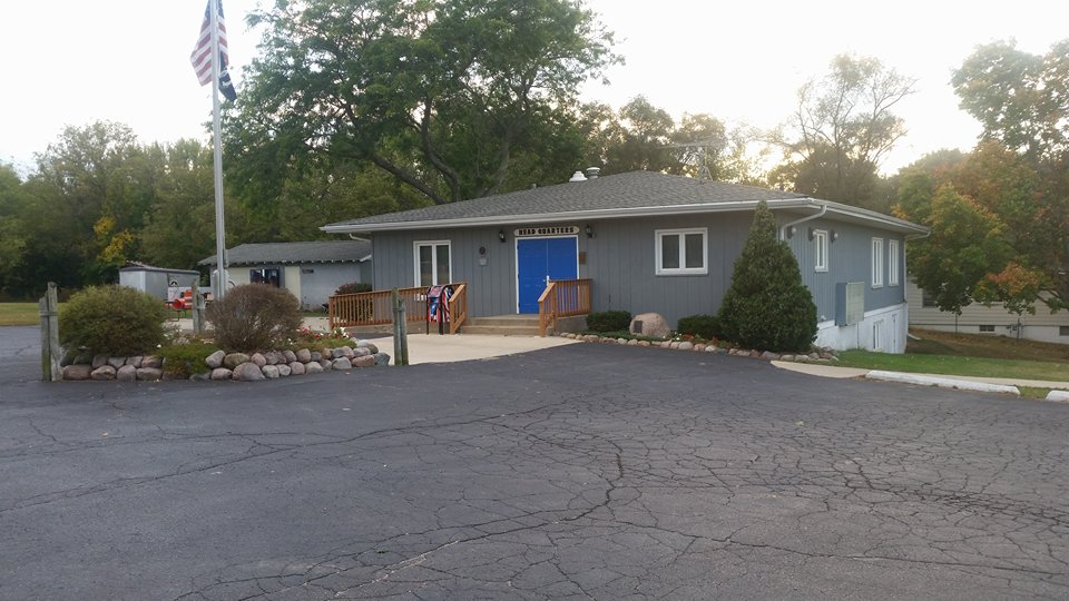 Our Location for 2018, American Legion Post #544, Twin Lakes Wisconsin