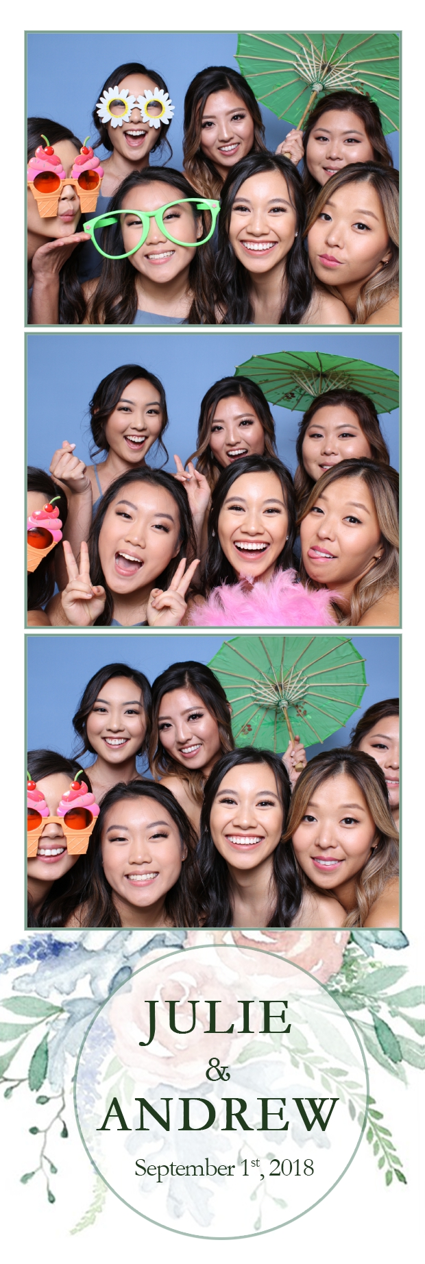 Wedding photo booth Dallas