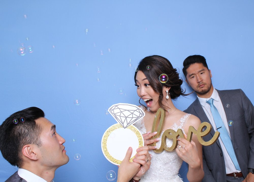dfw photo booth weddings