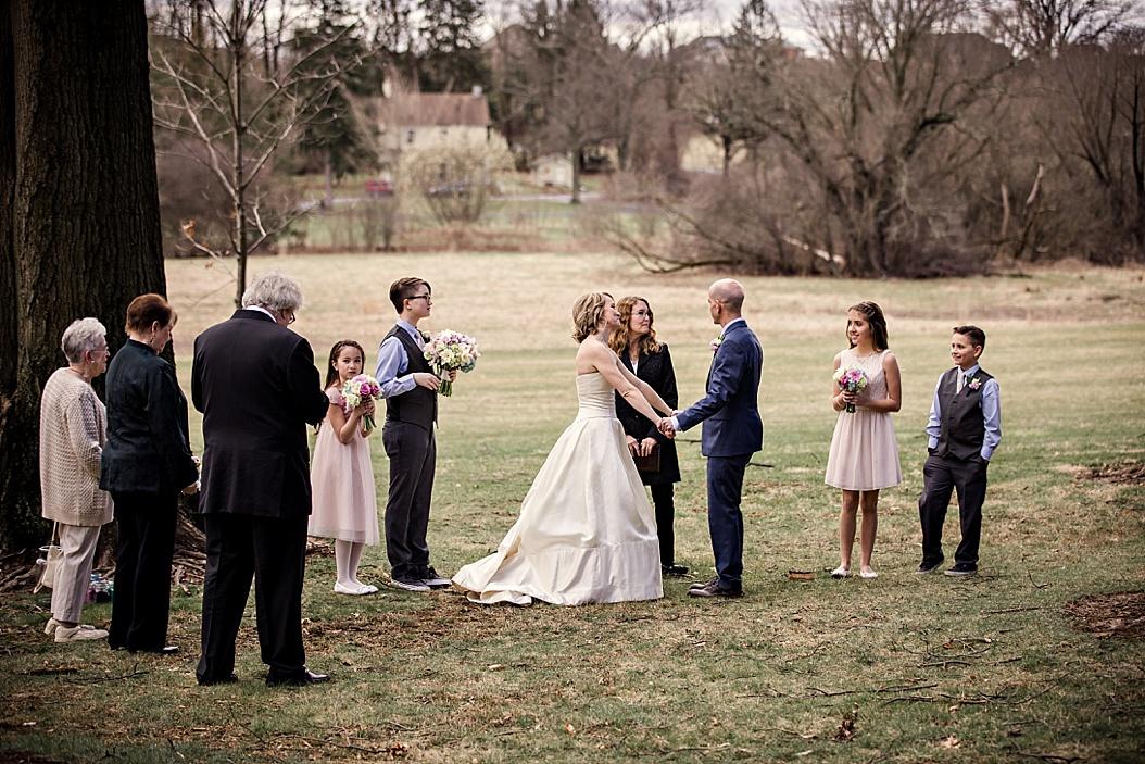 Trexler Park Wedding