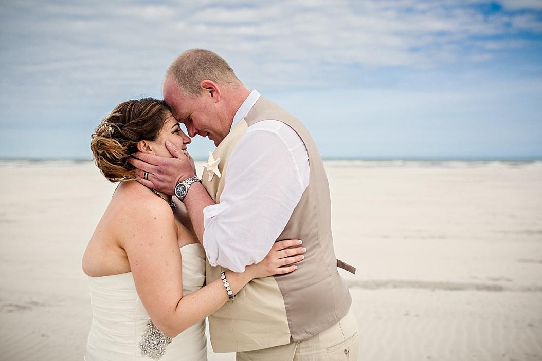 diamond beach wedding pictures