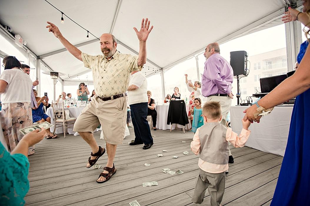 older generation greek dancing