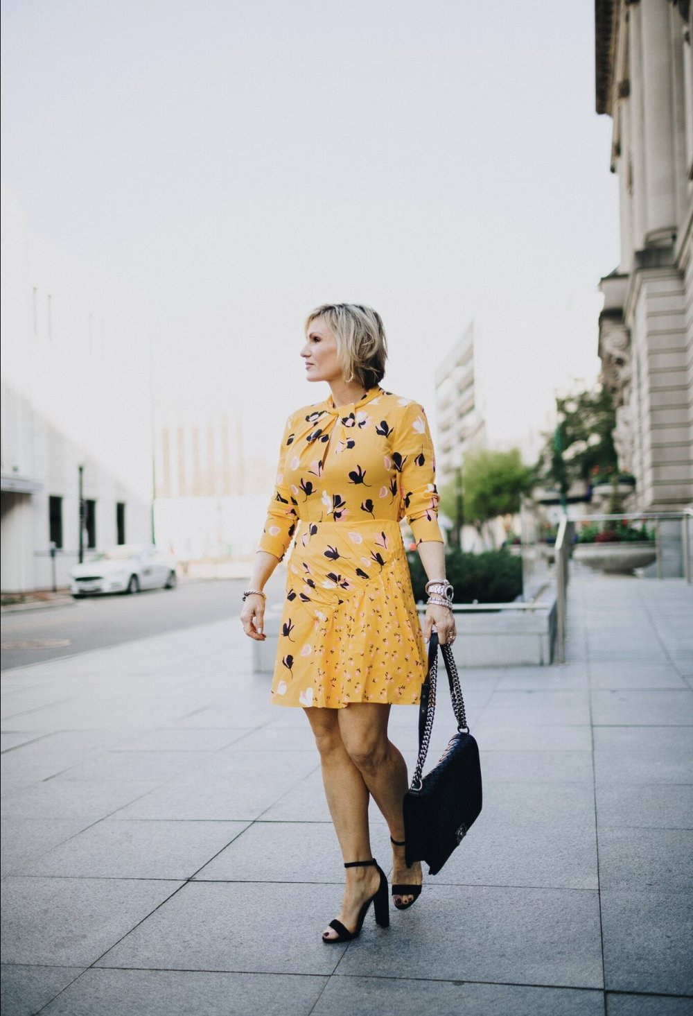 This dress made the list because of its functionality to go from theworkplace to any outing. Shop this look:  21buttons.com/p/18842905