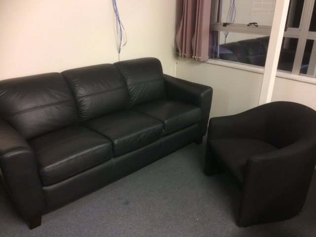 3 Seater Leater Couch