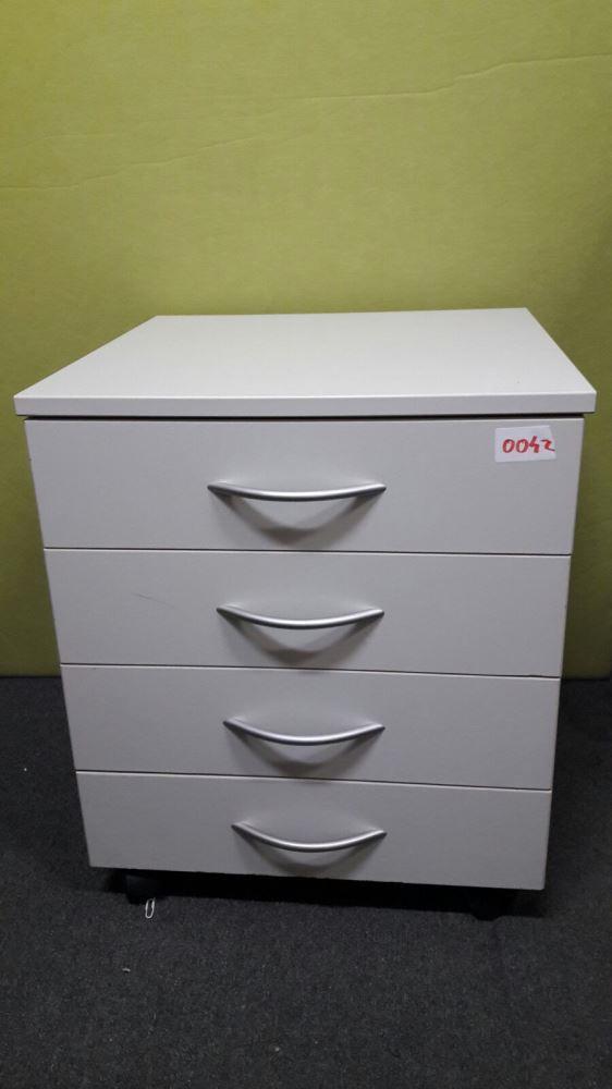 4 Drawer Filing Unit