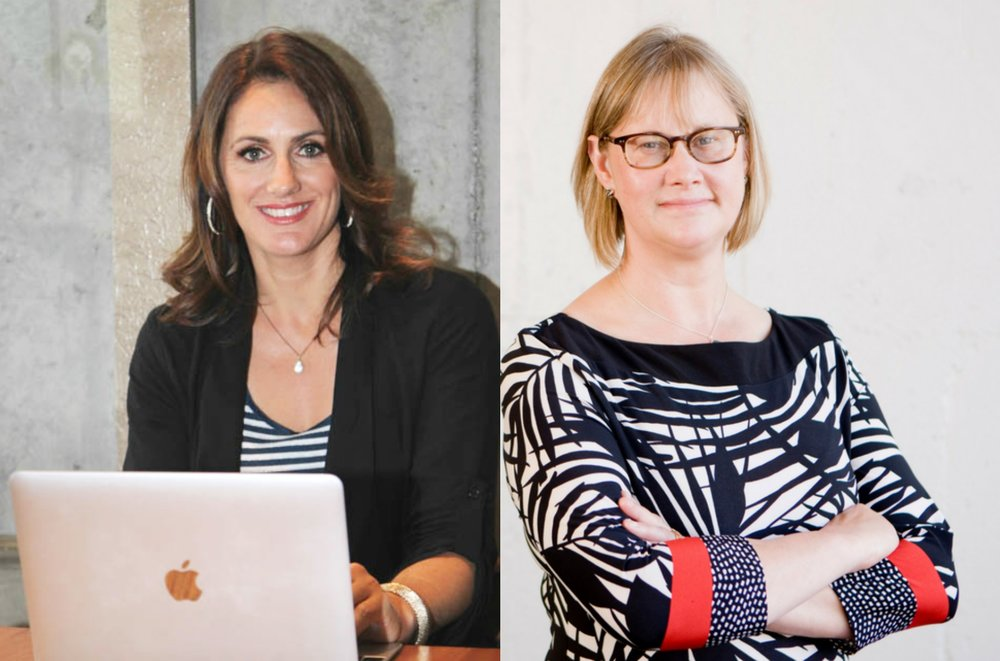 Meet  Natalie Sisson  and    Julie Treanor .   We are the team behind Triple Twist who have joined forces to combine over 15 years' business experience to ensure New Zealand Entrepreneurs design and grow their businesses and create their ideal lifestyles.   Learn More →