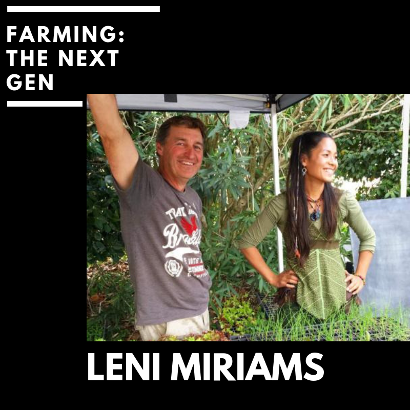 Leni Mirams is a grower, feeder and connector. - She has a small scale market garden in Hill End, and grows a succession of vegetable seedlings for sale at her local market, engaging with customers and sharing her philosophy of sustainable living.She is also the president of the wonderful Baw Baw Food Hub, a non-profit organisation based in Warragul, sourcing local organic produce and connecting farmers direct with consumers.Given how much she fits into her week, we feel so privileged to have her join us on the panel to share her knowledge and infectious passion.
