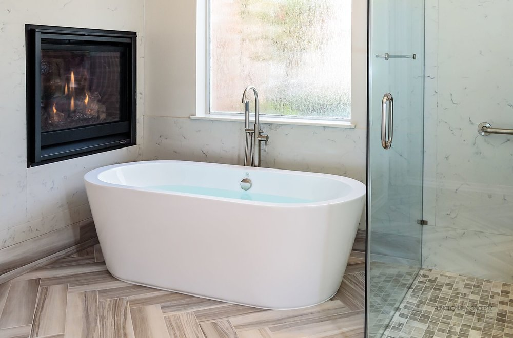 Bath - Comfort, serenity, and style in every design.