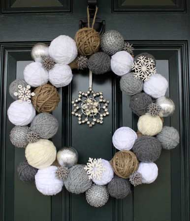 Holiday Tip - Recycling should not just be a thought regarding plastic, glass and saving on electricity. Any way possible to reduce your environmental footprint is ideal. This season when you pull out your decorations use the old ornaments and garland to create your own wreath. A prepared circular structure can be purchased at many craft stores and the cost is minimal. Wrap your garland around it to create a foundation, and then attach the old ornaments to create your wreath. This is a practical craft project for the entire family all year round and also can be used for gift giving.