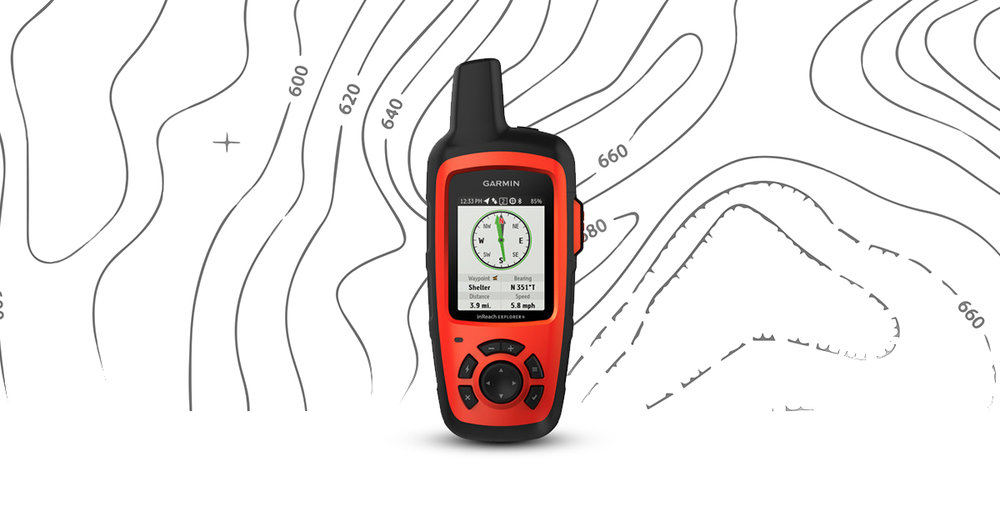 Where are we? - Follow and message with Garmin InReach