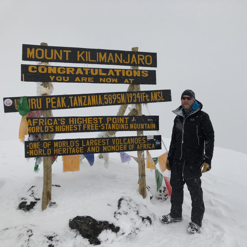 Made it to the summit!
