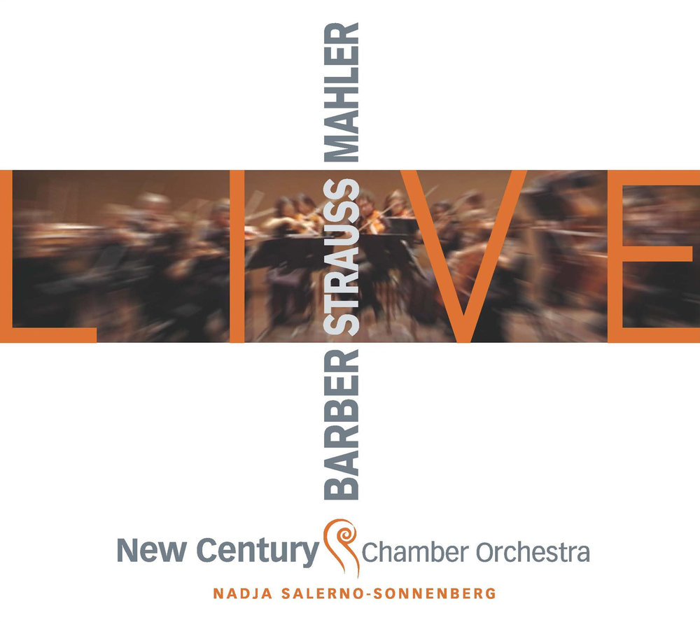LIVE: Barber, Strauss, Mahler<br><small> NSS Music, 2010</small>