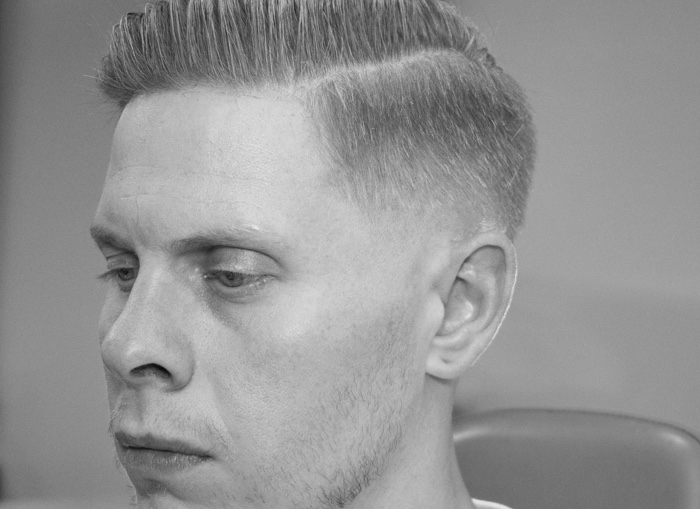 The Cut                          $25 -  THE CLASSIC CUT WITH EXPERT STYLINGLet our barbers wash away the outside stresses, rest your feet and enjoy a great ambiance and excellent service from our barbers. Whether you know the look you want or need a bit of guidance, our barbers will hook it up.  Our blades are as sharp as their handlers, and believe us – there is nothing they can't handle. ...