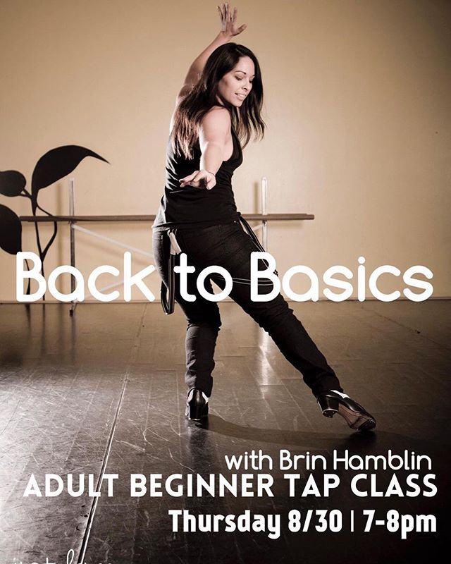 Come try our taster tap class on Thursday from 7 to 8pm, $20 per person! It's going to be a blast 😀 #justdancelosangeles #tapclass #newclass #groupclass #tasterclass #fun #dance #passion
