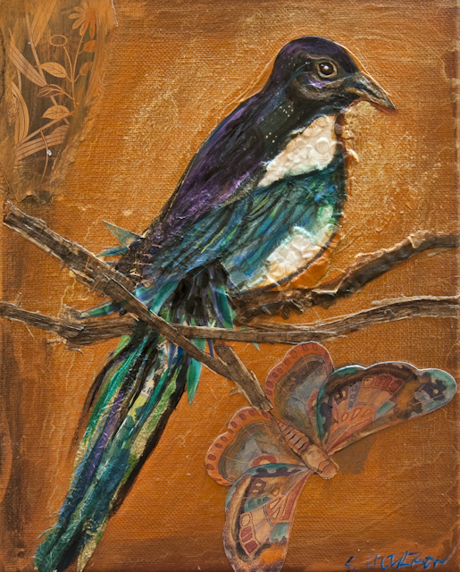 <strong>Bronze Magpie</strong>