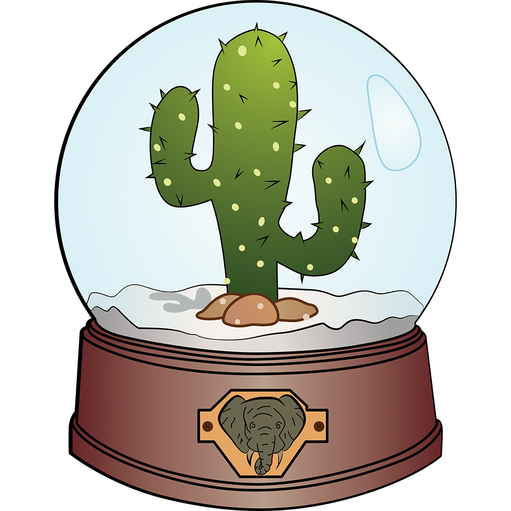 Glass Cactus Official