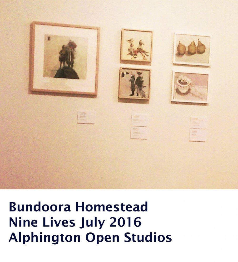 Art Exhibition Bundoora Homestead