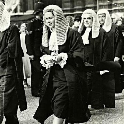 #throwbackthursday 👊 on this day in 1972 Rose Heilbron became the first female judge at the Old Bailey. ⠀⠀⠀⠀⠀⠀⠀⠀⠀ ⠀⠀⠀⠀⠀⠀⠀⠀⠀ ⠀ Read about all her other #femalefirsts and the progressive proposals she made on abortion and rape that are precedents cited today in court, in our journal. Link in bio. ⠀⠀⠀⠀⠀⠀⠀⠀⠀ ⠀⠀⠀⠀⠀⠀⠀⠀⠀ ⠀⠀⠀⠀⠀⠀⠀⠀⠀ #womensequality #womentolookupto #feminism #timesup #onthisday #1970s #greatwoman #law ⠀⠀⠀⠀⠀⠀⠀⠀⠀ ⠀⠀⠀⠀⠀⠀⠀⠀⠀